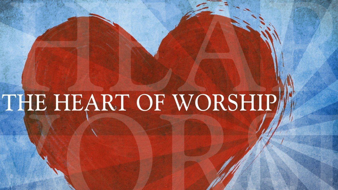 What Is The Real Problem With Today's Evangelical Worship?